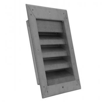 trobak wetterschutzgitter stahl 600 x 500mm. Black Bedroom Furniture Sets. Home Design Ideas