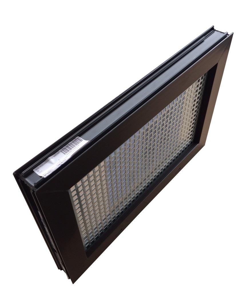trobak kellerfenster braun 80 x 40cm einfachverglasung. Black Bedroom Furniture Sets. Home Design Ideas