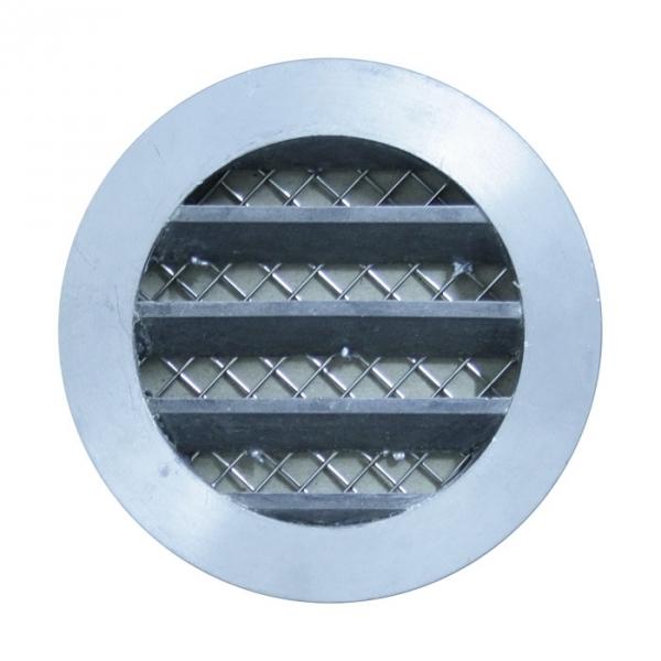 trobak wetterschutzgitter aluminium guss anschluss stutzen dn 250mm. Black Bedroom Furniture Sets. Home Design Ideas